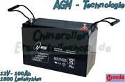AGM Batterie