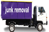 JUNK REMOVAL AND JOB SITE CLEAN UP
