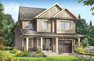 Pre-Construction  3 Bed+3 Bath Detached home near St. Catherine