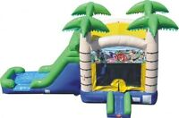 We have the perfect inflatable for a TIKI PARTY