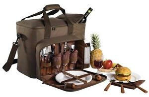Outbound Varadero 6 Person Picnic Set