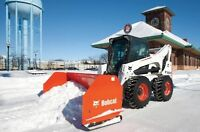 Bobcat Operators Needed for Winter – Waterloo Area