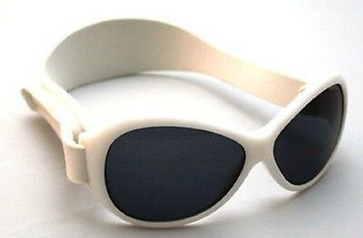 Kinder Banz Retro Sonnenbrille - Weiß
