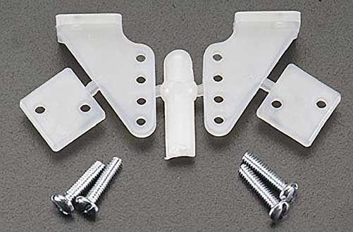 Dubro Control Horns Nylon 1/2A (6) 107