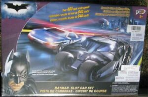 BATMAN - RACE CAR SET