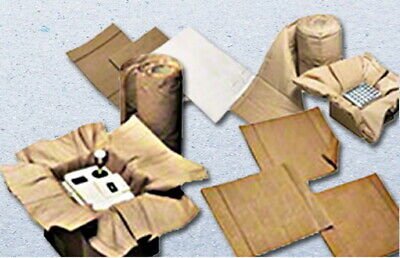 Custom Wrap 3424 Flexible Paper Cushioning Packing Material- Giant Roll