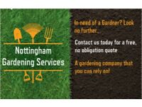 Nottingham Gardening Services