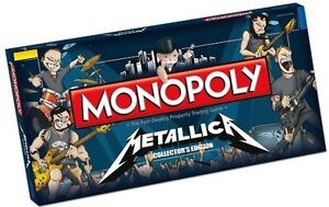 Looking For- Metallica Monopoly