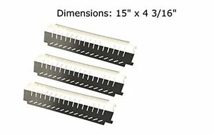 Replacement heat plates for Centro, Charbroil, Front Avenue ...
