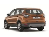 2018 Ford Kuga 2.0 TDCi Titanium 5 door 2WD Diesel Estate