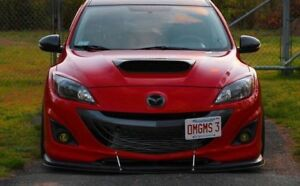 Strafe Designs Front Splitter GEN2 Speed 3 BRAND NEW