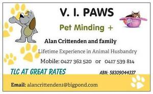 V.I.PAWS Pet Minding + Tatura Outer Shepparton Preview