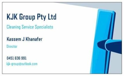 Kjk group pty ltd cleaning services Gymea Sutherland Area Preview