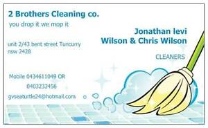 2 brother cleaning co Forster Great Lakes Area Preview