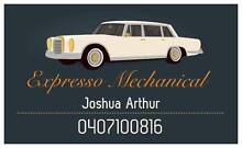 EXPRESSO MECHANICAL Mobile Mechanic. North Plympton West Torrens Area Preview