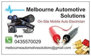 MOBILE AUTO ELECTRICAN ALL SUBURBS MELBOURNE Melbourne CBD Melbourne City Preview