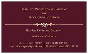 Ultimate Professional Painting and Decorating Solutions Redbank Plains Ipswich City Preview