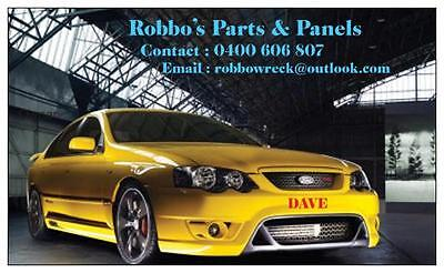 Robbo's Parts and Panels