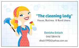 """""""The cleaning lady"""" Denisha Entsch Mission Beach Cassowary Coast Preview"""