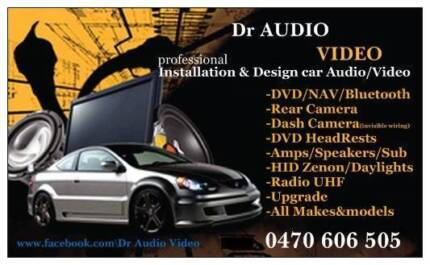 Installation and Setup Cars Audio Video Adelaide Region Preview