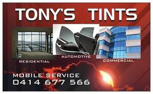 Tony's Tints Brighton Bayside Area Preview