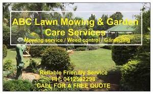 ABC LAWN AND GARDEN CARE SERVICES Warwick Southern Downs Preview