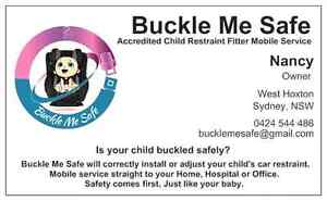 Mobile baby car seat installation accredited and fully insured West Hoxton Liverpool Area Preview