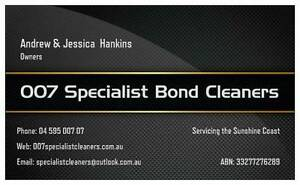 007 Specialist Bond Cleaners Maroochydore Maroochydore Area Preview