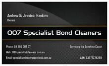 007 Specialist Bond Cleaners Maroochydore Maroochydore Area Preview