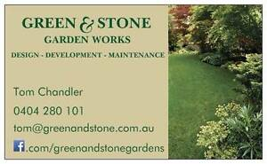 GREEN & STONE - Garden Works Melville Melville Area Preview