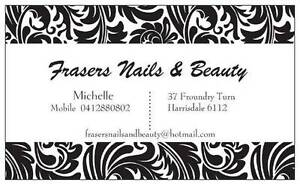 Frasers Nails & Beauty Southern River Gosnells Area Preview