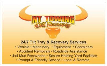 NT Towing & Recovery