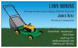 The Lawn Ranger - Tenterfield/Stanthorpe/Glen Innes Tenterfield Tenterfield Area Preview