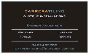 CARRERA TILING ( best priced floor and wall tilers ) tiler Upper Coomera Gold Coast North Preview