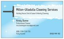 Milton-Ulladulla Cleaning Services Ulladulla Shoalhaven Area Preview