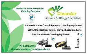 CleanAir Cleaning Services Thornton Maitland Area Preview