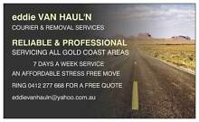 eddie VAN HAUL'N REMOVALIST Pimpama Gold Coast North Preview