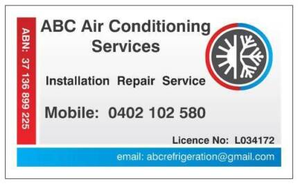 ABC Airconditioning Services