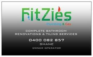 FITZIES Complete Bathroom & Tiling Renovations + *KITCHEN RENOs* Perth Perth City Area Preview