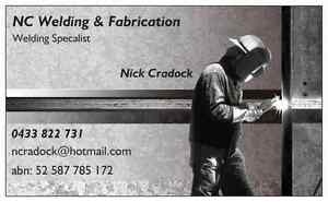 NC Mobile Welding & Fabrication Old Noarlunga Morphett Vale Area Preview
