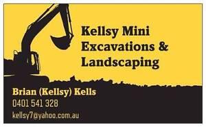 KELLSY MINI EXCAVATIONS & LANDSCAPING Maroochydore Maroochydore Area Preview