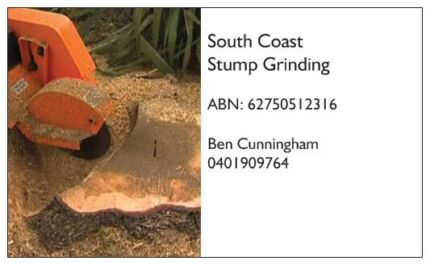 South Coast Stump Grinding Sussex Inlet Shoalhaven Area Preview