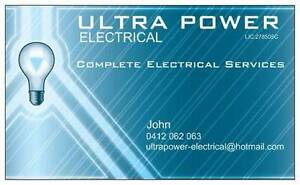 ULTRA POWER ELECTRICAL Plumpton Blacktown Area Preview