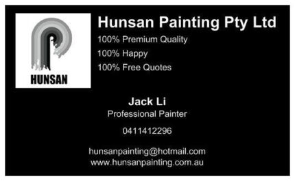 Hunsan Painting Pty Ltd Campsie Canterbury Area Preview