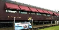 Railway Dining Car and Restaurant Business