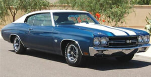 70-72 Chevelle SS or Monte Factory SS Tach/Gauges & Dash Housing