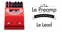 Two Notes Preamp/Pedal a lampes  $419  FREE SHIP