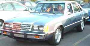 Looking for 80's  Ford or Lincoln
