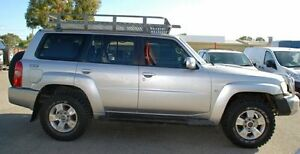 2006 Nissan Patrol GU IV MY06 ST Silver 4 Speed Automatic Wagon Bellevue Swan Area Preview