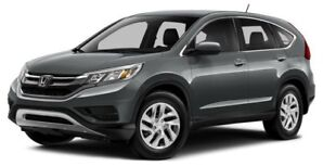 "2015 Honda CR-V SE ""As good as it gets in the compact SUV seg..."